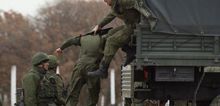 российская армия зеленые
