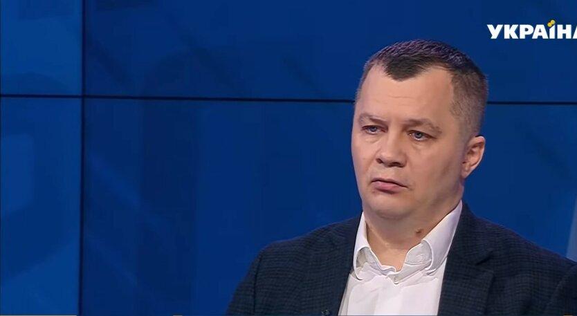 Тимофей Милованов, закон об олигархах, Украина