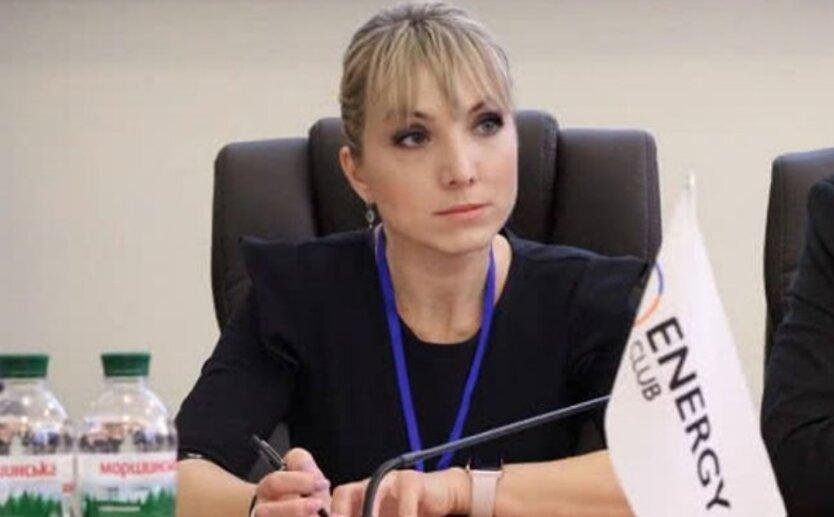 Ольга Буславец, Минэнерго