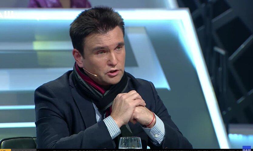 Павел Климкин, санкции против России, Алексей Навальный