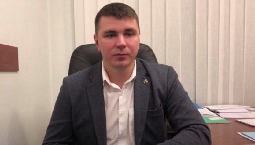 Антон Поляков, полиция