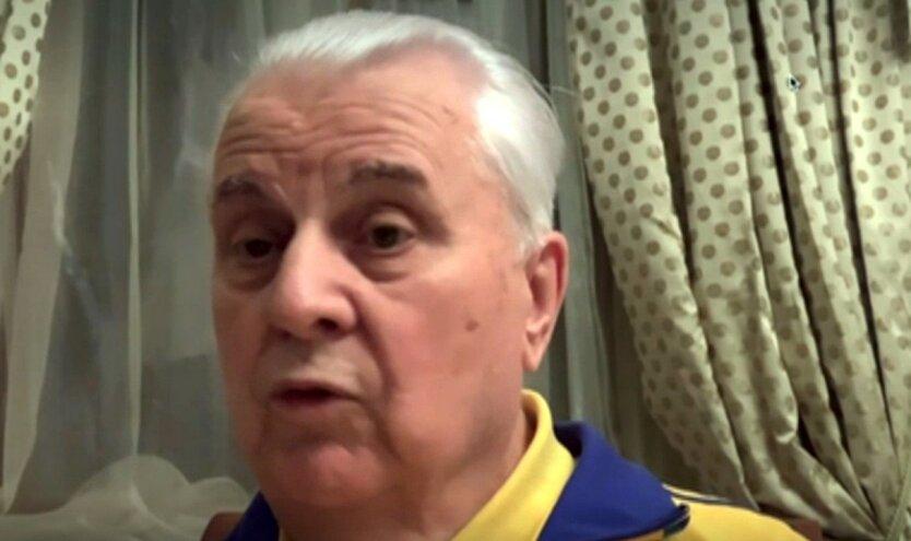 Кравчук связал санкции против Медведчука и обострение на Донбассе