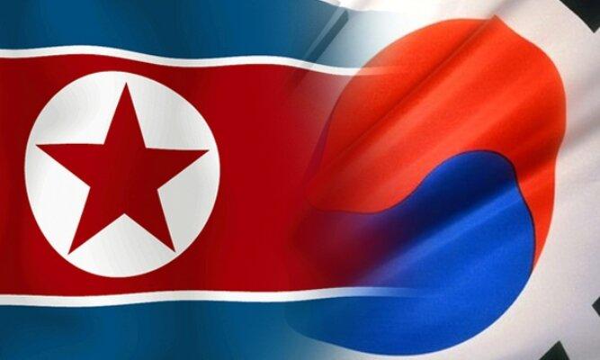 КНДР_Южная Корея