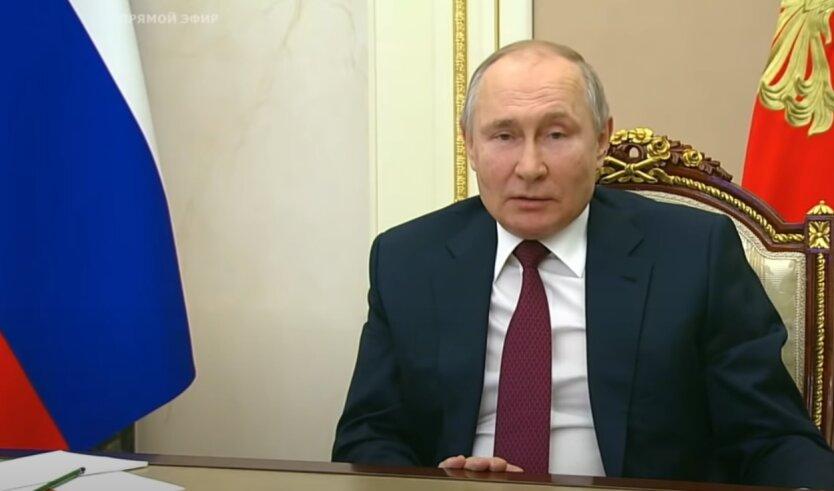 Владимир Путин, Украина, Крым