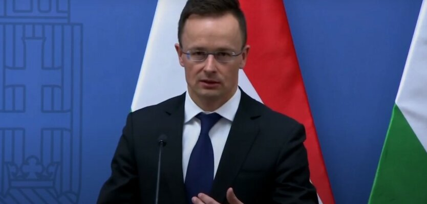Петер Сийярто,МИД Венгрии,Дмитрий Кулеба,вступление Украины в НАТО,МИД Украины