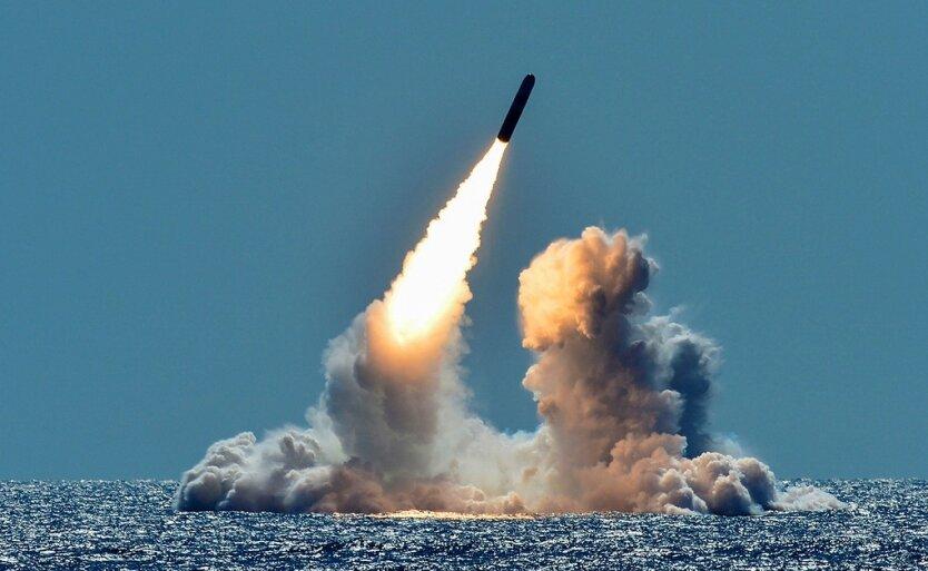 ракета США_W76-2