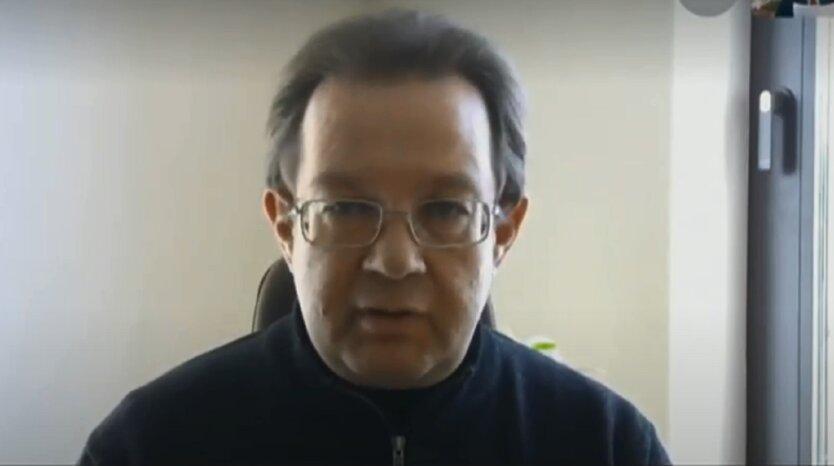 Член Экономического дискуссионного клуба Олег Пендзин