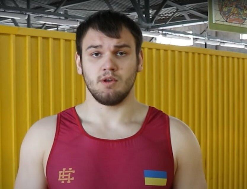 Украинский борец Богда Грицай бросил вызов Александру Усику