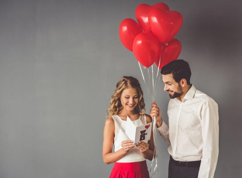 День Святого Валентина: креативные поздравления любимым в смс