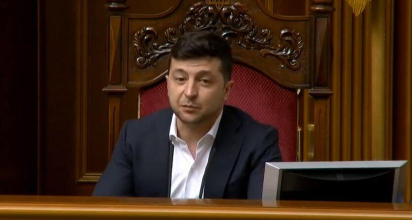 Президент Украины Владимир Зеленский, Зеленский снял санкции