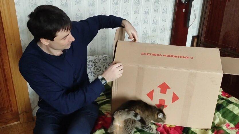 Новая почта , отправка посылок, упаковка одежды