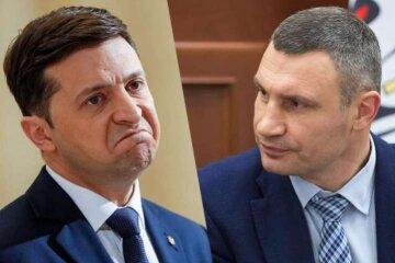 Зеленский начал зачистку электорального поля под досрочные выборы. Главная мишень - Кличко
