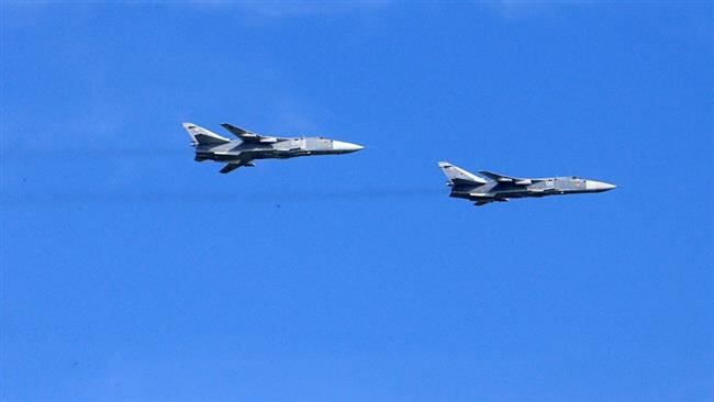 Су-24 в Сирии