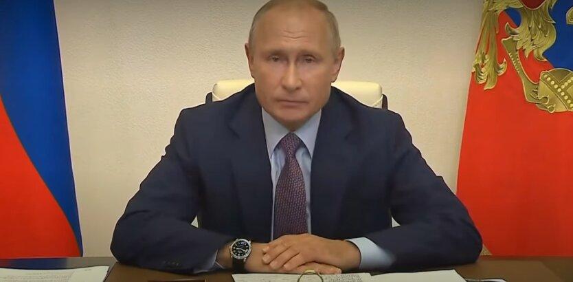 Владимир Путин, Россия, СССР
