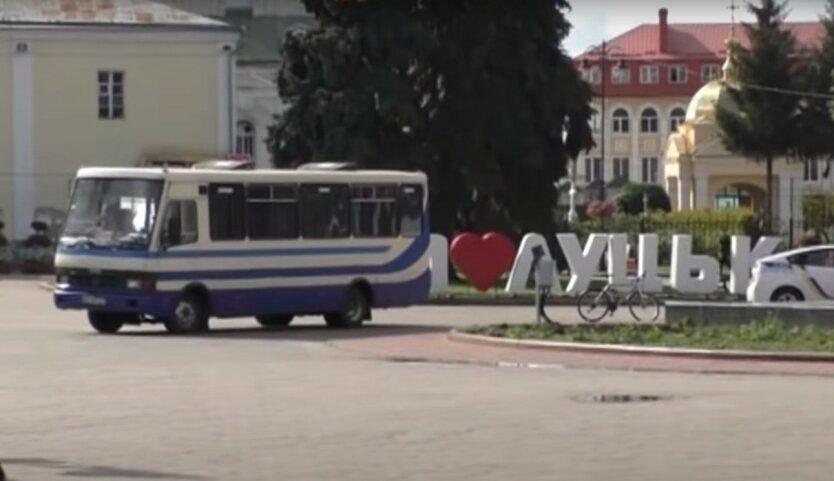 """Луцкий террорист"" обстрелял  полицейский дрон: видео"