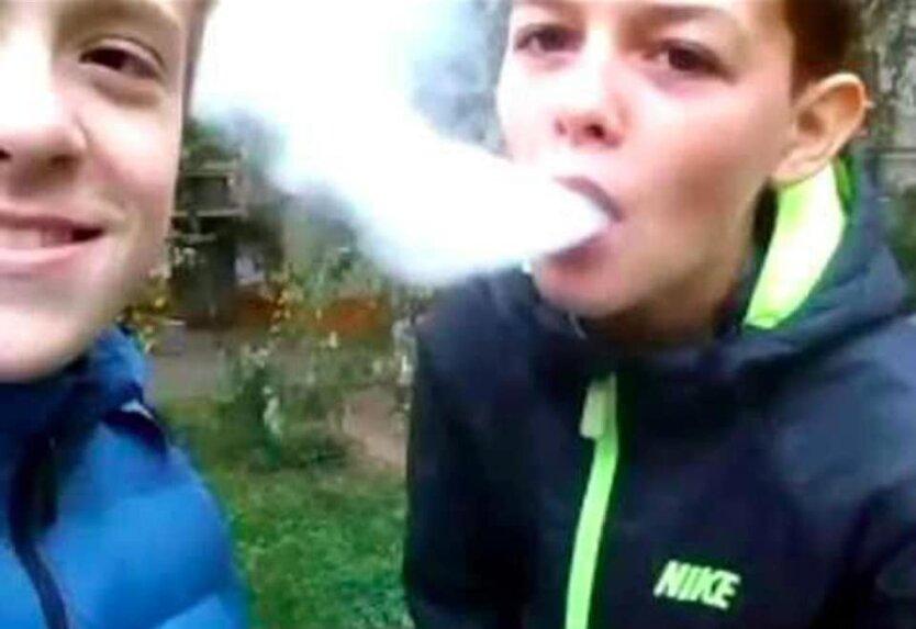 Как снизить детское курение в Украине: Верховная Рада в шаге от важнейшего решения