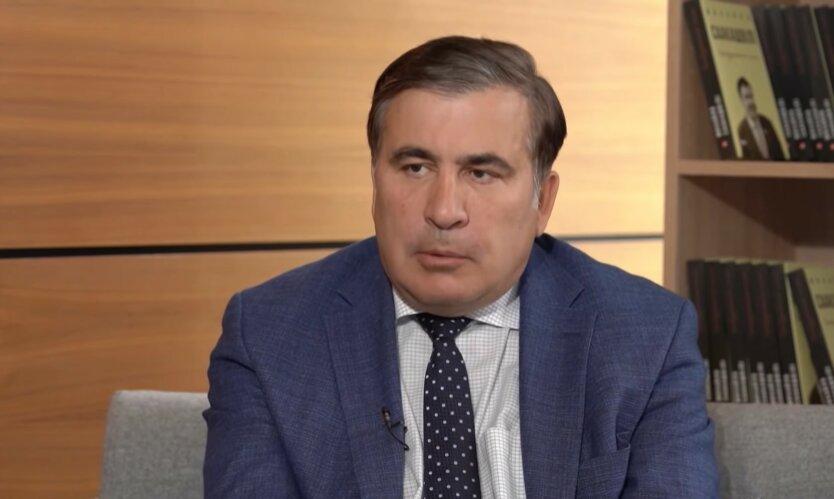 Михаил Саакашвили, митинг в Тбилиси, выборы в Грузии