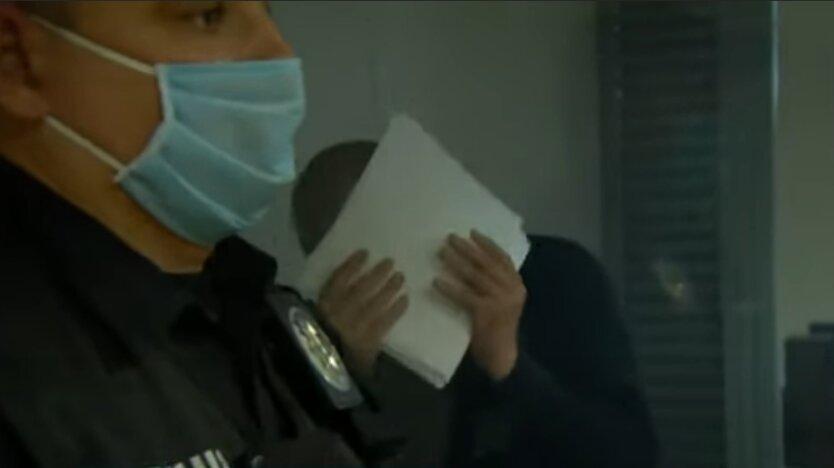 Суд, полицейские, Кагарлык
