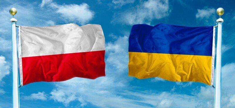 Польша Украина