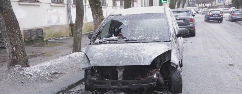 Поджог автомобиля, Радио Свобода, журналисты Схем