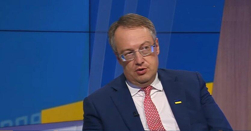 Заместитель министра внутренних дел Украины Антон Геращенко