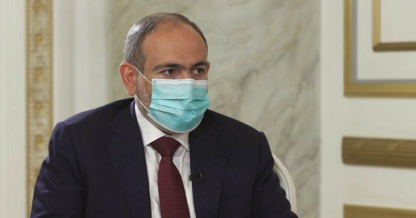 Ильхам Алиев,Никол Пашинян,Война в Нагорном Карабахе,Война Армении и Азербайджана