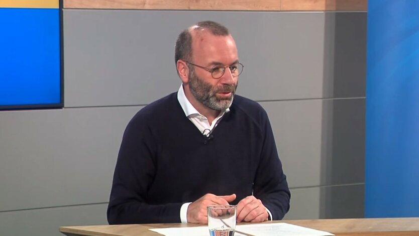 Манфред Вебер, Европарламент, Агрессия России против Украины