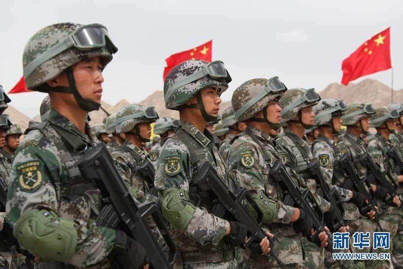 Китай_армия
