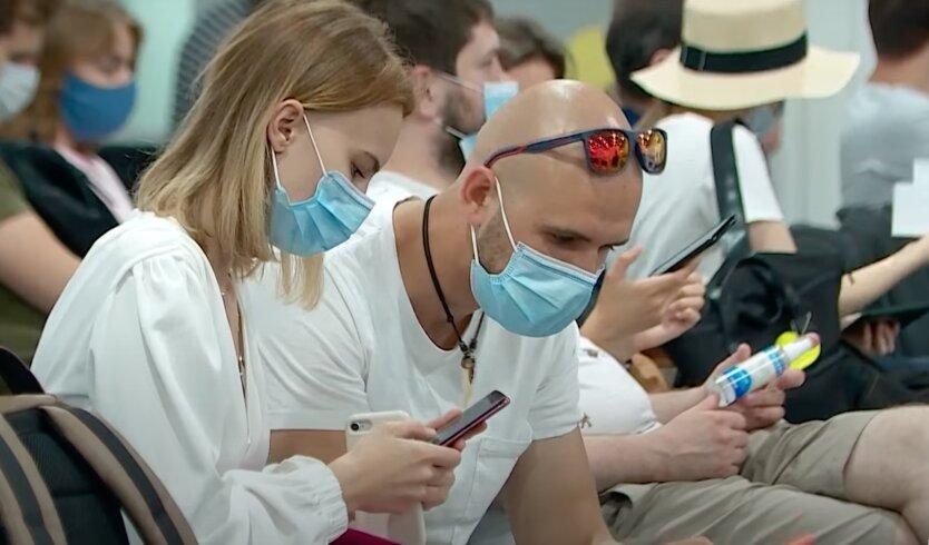 Коронавирус в Украине, штамм дельта