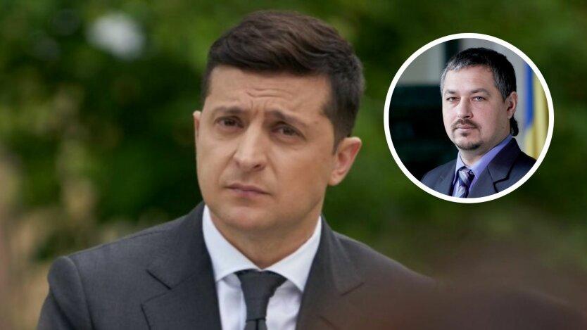Зеленский сообщил о смерти украинского дипломата