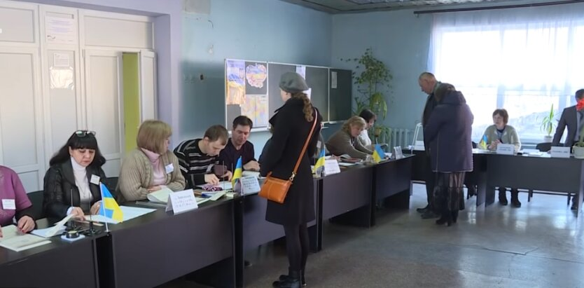 Украина, Россия, выборы на Донбассе