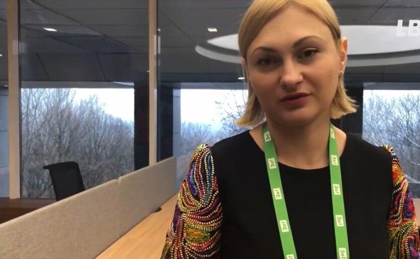 Евгения Кравчук, выборы в Украине, опрос Зеленского