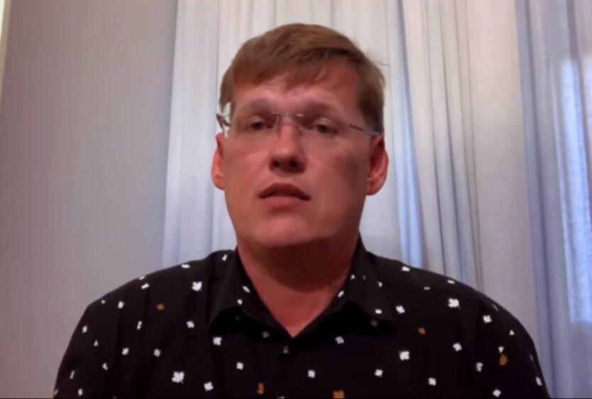 Экс-министр социальной политики Павел Розенко