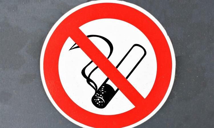 не курить