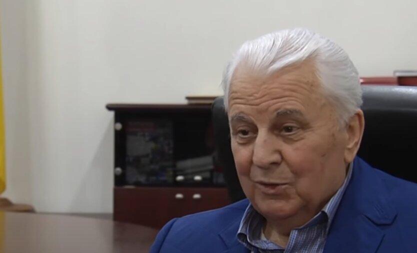 Леонид Кравчук, Владимир Зеленский