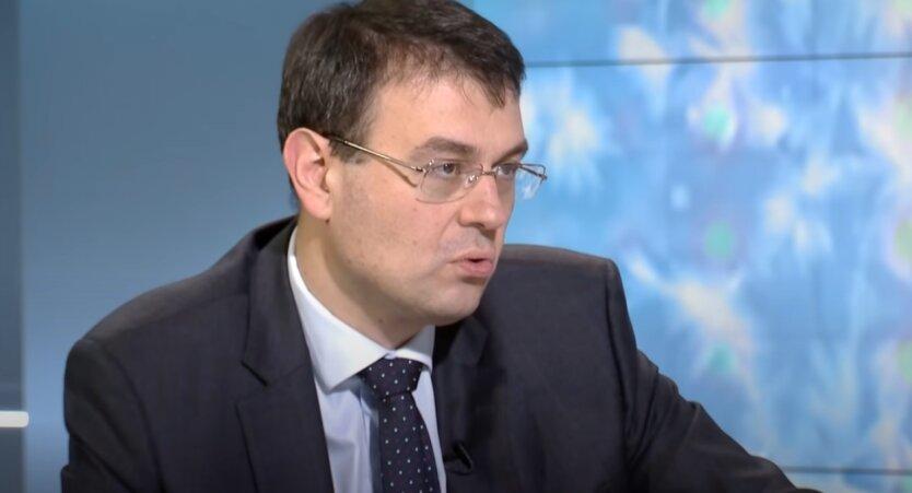 Даниил Гетманцев, налоги