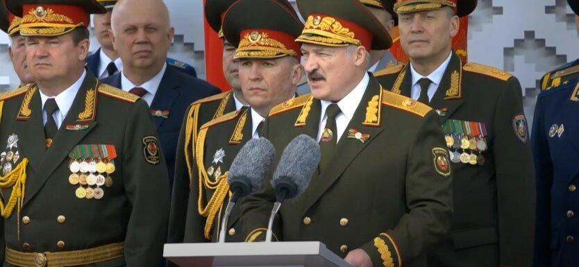 Александр Лукашенко,Беларусь,парад победы в Минске,9 мая, день победы,парад в Беларуси