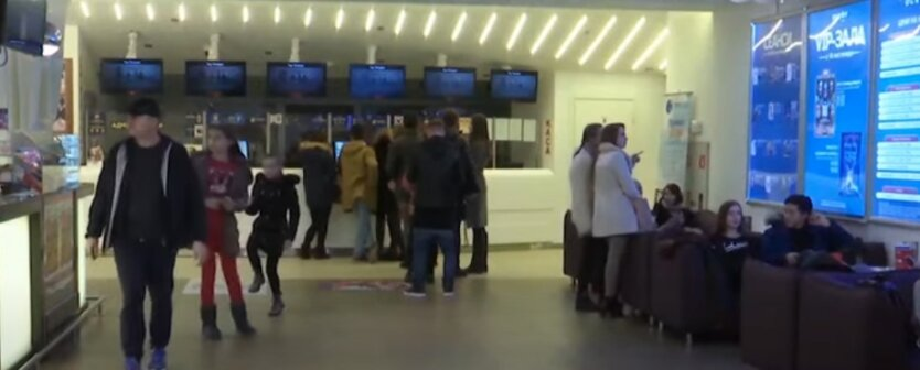 Кабмин, кинотеатры