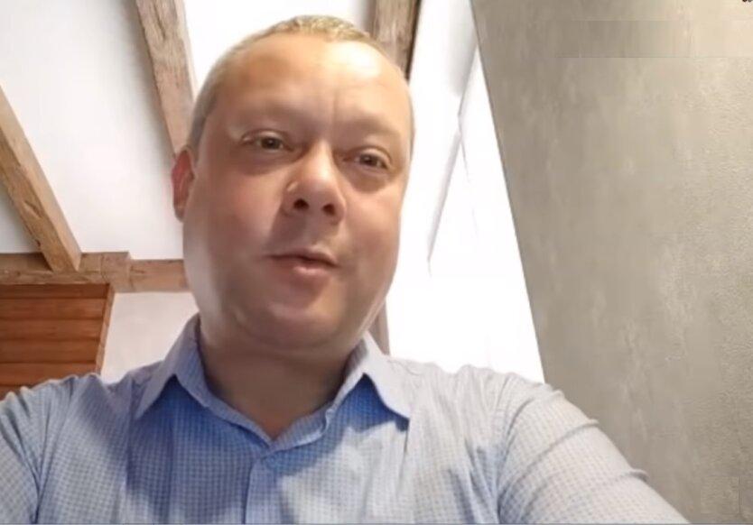 Политолог Кирилл  Сазонов
