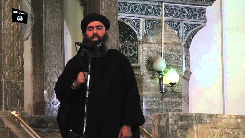 Аль-Багдади помогла вычислить одна из жен — NYT