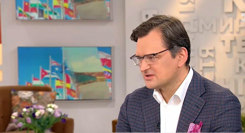 Дмитрий Кулеба, жесткая риторика, украиснкая власть