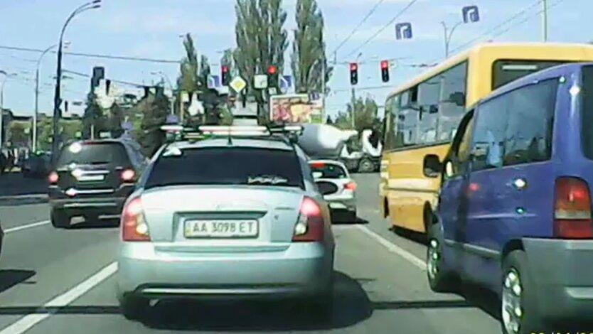 Водители в Украине, номерные знаки, законопроект