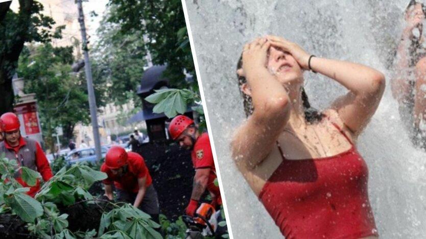 Украинцев предупредили о контрастной погоде на День Конституции