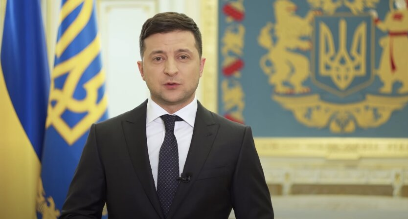 "Владимир Зеленский, ""Слуга народа"", ""антиколомойский закон"""