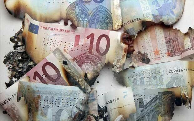 Европейские банки под угрозой «кипрского сценария», — эксперты