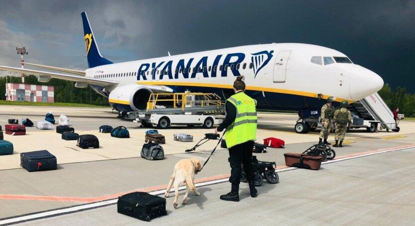 Захват самолета Ryanair с Протасевичем, операция Лукашенко