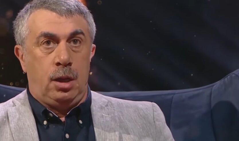 Комаровский предложил жесткие меры в борьбе с коронавирусом