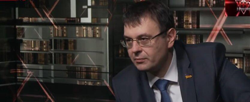 Данил Гетманцев, назначение главы Нацбанка, отставка Якова Смолия