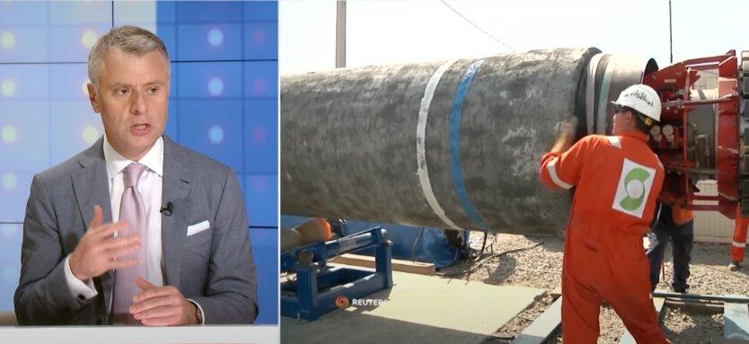 Витренко рассказал, как остановить Северный поток-2 после завершения строительства