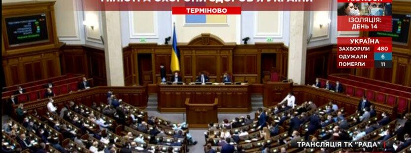Заседание Верховной Рады Украины, депутаты прогульщики